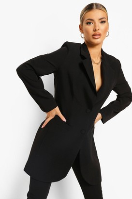 boohoo Tailored Fitted Blazer