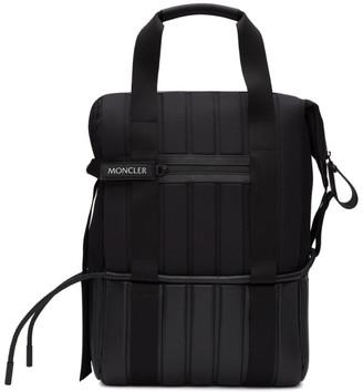 MONCLER GENIUS 5 Moncler Craig Green Black Quilted Backpack