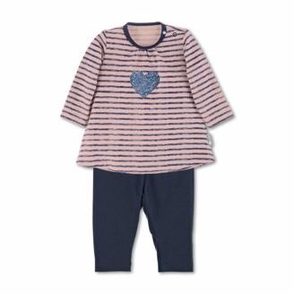 Sterntaler Baby Girls' Tunic with Leggings Dress