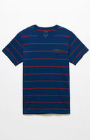 Tavik Tracer Striped Pocket T-Shirt