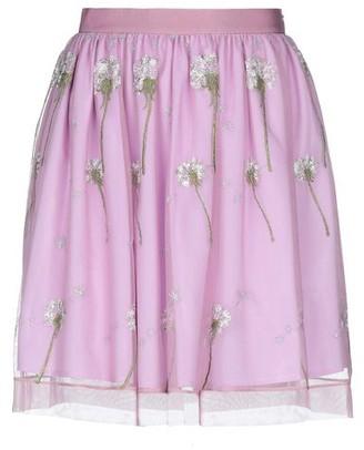 Blugirl Knee length skirt