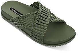 Melissa Women's Cosmic Ii Slip On Crossband Sandals