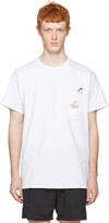 Toga Virilis White Stud T-shirt