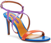 Ralph Lauren Arissa Color-Blocked Sandal