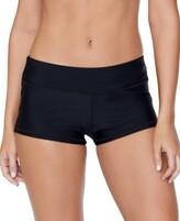 Thumbnail for your product : Raisins Juniors' Ruched Swim Shorts Women's Swimsuit