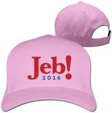 ZULA Caps ZULA Particular Adult Jeb 2016 Presidential Election Trucker Headwear
