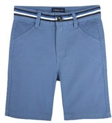 Andy & Evan Infant Boy's Belted Shorts