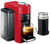 Nespresso Vertuo Evoluo Coffee Machine by De'longhi with Aeroccino