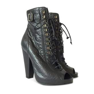 Givenchy \N Brown Leather Ankle boots