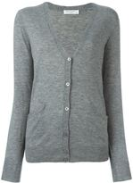 Equipment v neck cardigan - women - Polyester/Cashmere/Wool - S