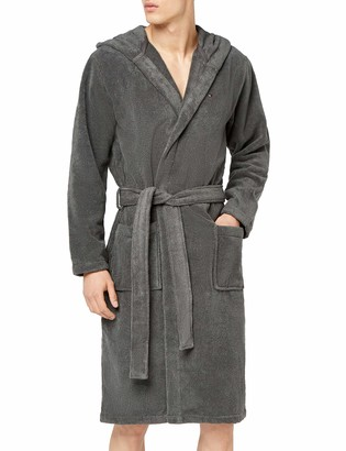 Tommy Hilfiger Men's Icon hooded bathrobe