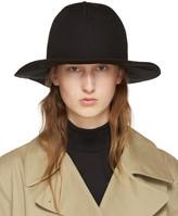 Y's Black Noppo Hat
