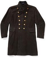 Ralph Lauren RRL Limited-Edition Suede Coat