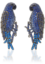 Lydia Courteille One-Of-A-Kind Amazonia Earrings