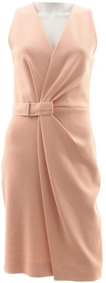 Dion Lee Pink Cotton Dress for Women