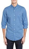 Vineyard Vines Men's Tucker Slim Fit Heathered Sport Shirt