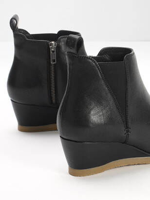 White Stuff Issy Leather Ankle Boot