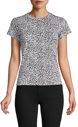 Cliche Animal-Print T-Shirt