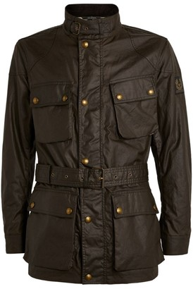 Belstaff Waxed Field Jacket
