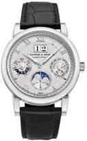 A. Lange & Söhne Langematik 310.025 Platinum 38.5mm Mens Watch