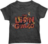 Disney Disney's The Lion Guard Toddler Boy Text Character Graphic Tee