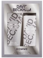 Beckham Homme Duo Set Body Spray & Hair & Body Wash
