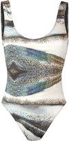 Mona - 'Maillot' one-piece swimsuit - women - Polyester/Spandex/Elastane - S