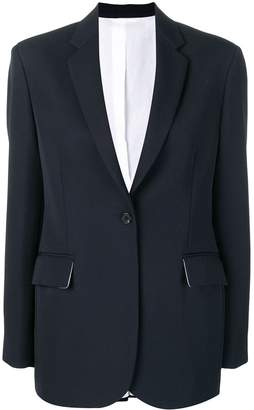 Calvin Klein single-breasted blazer