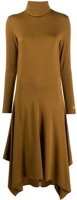 Kenzo Fluid Asymmetric Dress