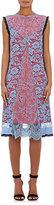 Altuzarra Women's Harry Lace Shift Dress-RED