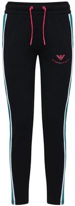 EA7 Emporio Armani Train College Dept Cotton Sweat Pants