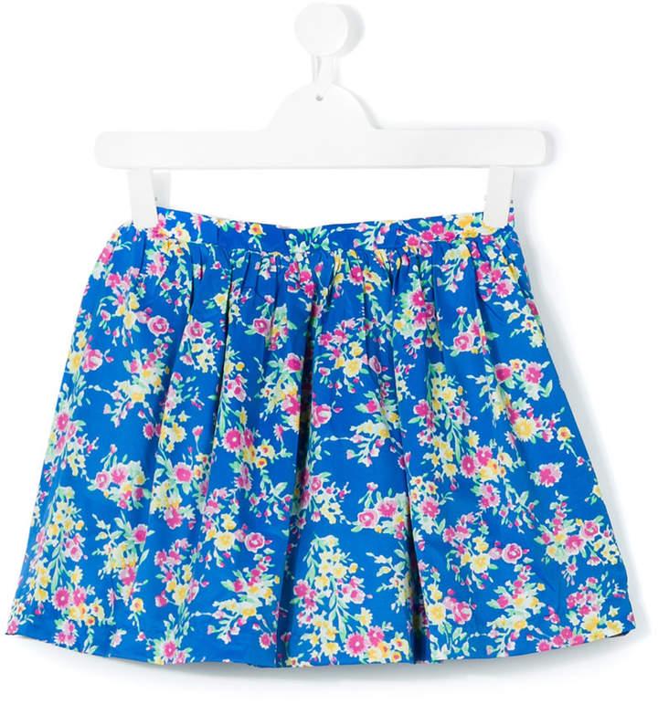 Ralph Lauren Kids floral print skirt