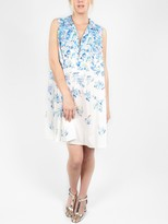 Cacharel Mirage Sleeveless Shirt Dress