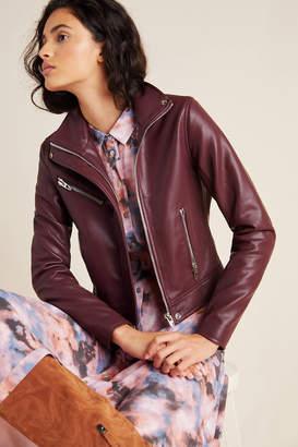 Blank NYC Blanknyc Arden Faux Leather Moto Jacket