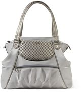 Bed Bath & Beyond SKIP*HOP® Day to Night Satchel Diaper Bag in Pewter