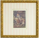 The Well Appointed House Alice in Wonderland XIV Framed Print