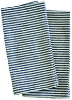 Breton Striped Navy Napkins (Set of 2)