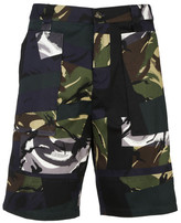 Kenzo Broken Camo Shorts