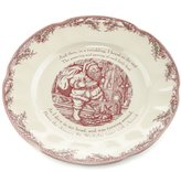 Johnson Bros. Twas the Night Round Serving Platter