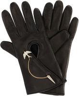 Henri Bendel Bird Pin Gloves