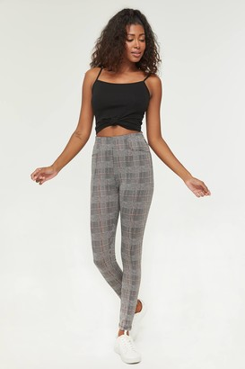Ardene Glen Plaid Leggings