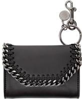 Stella McCartney Black Falabella Keychain