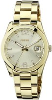 Fossil Women's Boyfriend ES3586 Stainless-Steel Quartz Watch