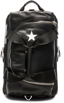 Givenchy Leather & Star Backpack