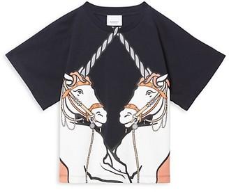 Burberry Little Girl's & Girl's Unicorn T-Shirt