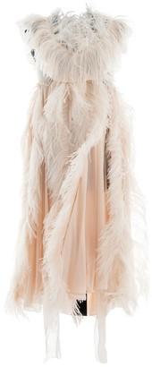 Sonia Rykiel Pink Silk Dresses