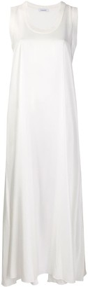 P.A.R.O.S.H. Sleeveless Maxi Dress