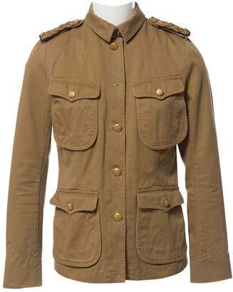 Denim & Supply Ralph Lauren Camel Cotton Jackets