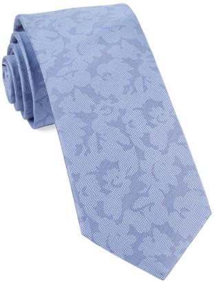 The Tie BarThe Tie Bar Periwinkle Refinado Floral Tie