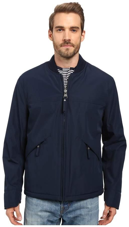 Andrew Marc Dalton Rain Bomber Jacket Men's Coat